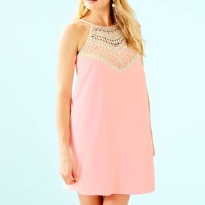 Lilly Pulitzer Pink soft Shift Dress